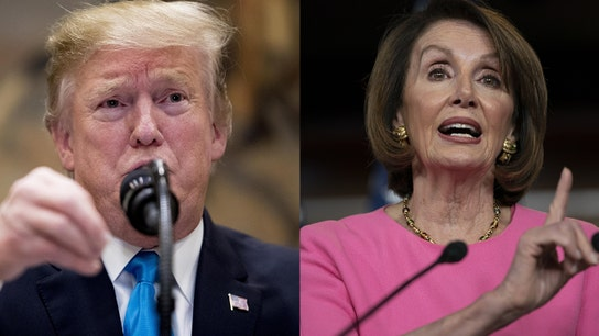 Trump, Pelosi feud makes it impossible to legislate: Newt Gingrich