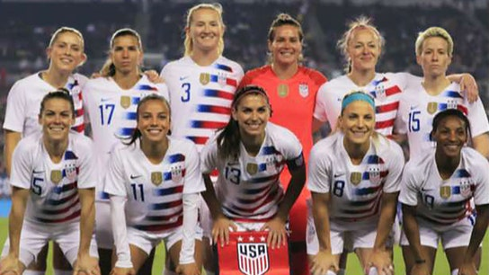 USWNT Soccer team headed to trial for equal pay after mediation fails