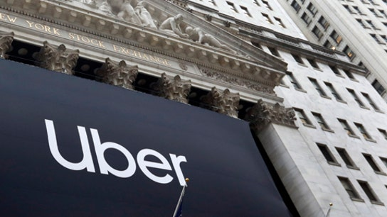 Two senior Uber executives leave company after internal shakeup