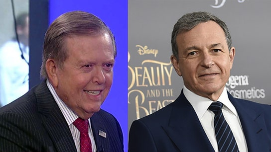 Corporate executive salaries are out of line: Lou Dobbs