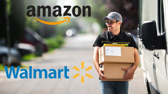 Walmart rolls out next-day delivery, slapping back at Amazon's plans