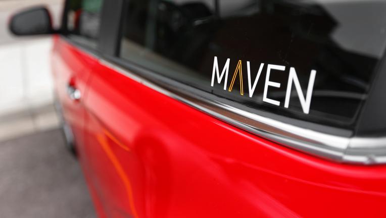 GM Maven car-sharing stops serving 8 N  American markets