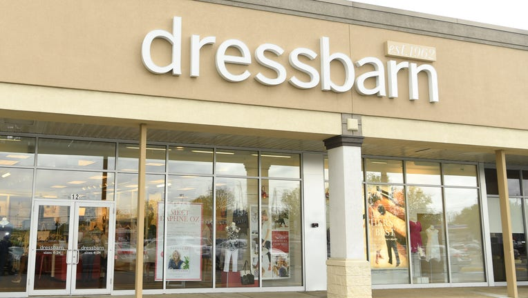 Clothing chain Dressbarn to close all 650 stores, including 24 in MA
