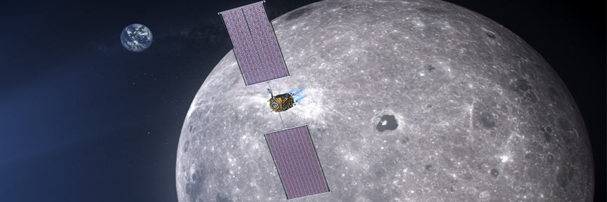 NASA awards Artemis contract to Maxar Technologies to build first pieces of lunar Gateway outpost