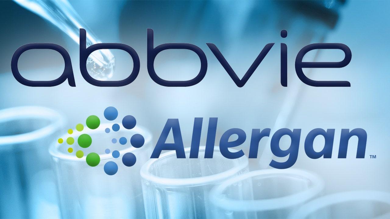 AbbVie to buy Allergan for $63B   Fox Business