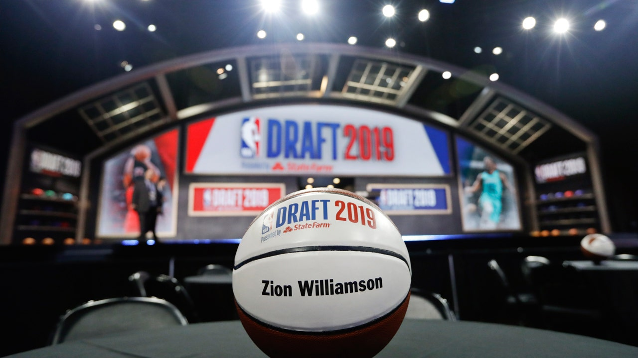 NBA Draft rookie contract scale: What Zion Williamson, other