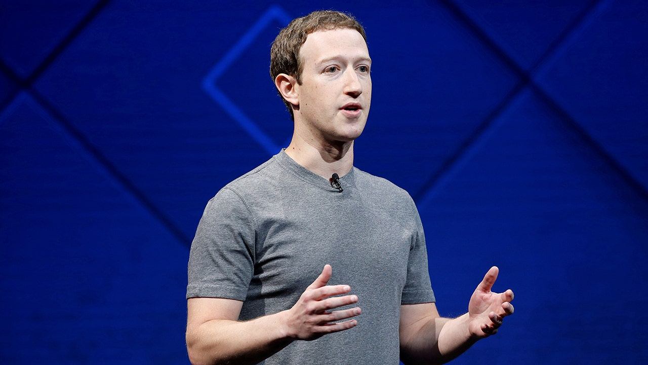 Facebook CEO Mark Zuckerberg gets sweaty armpits blow-dried before public appearances, book claims