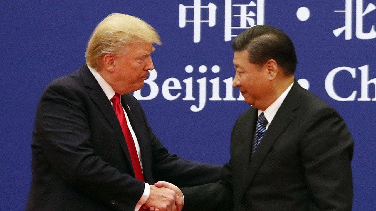 Trump china video thumbnail