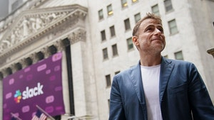 Slack CEO forecasts platform could surge over work email in '5 to 7 years': report