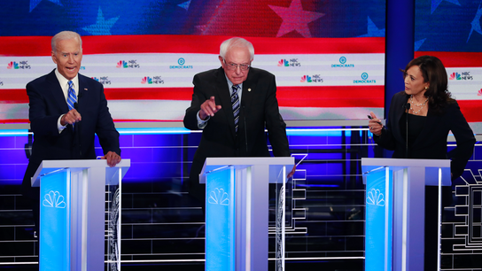 Dems vs. Wall Street: Here are where the top candidates stand