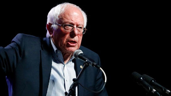 Bernie Sanders just rolled out a $16T climate change plan