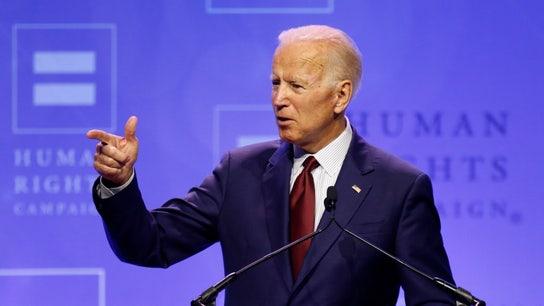 Joe Biden has record Wall Street fundraising event in New York City amid protests