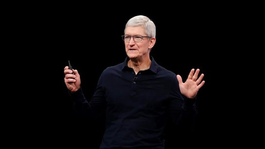 Apple's Tim Cook: US-China's escalating trade war not hurting company