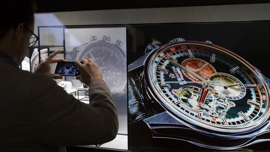 Zenith defies age of smartwatch, sticks by mechanical roots