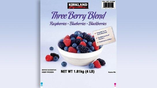 Costco recalls line of Kirkland frozen berries over possible hepatitis A contamination