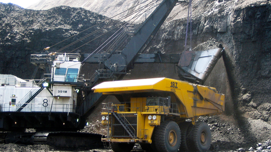 2 big US coal companies combine Wyoming, Colorado operations