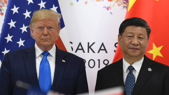 Trump, Xi reach plan to resume trade talks, tariffs on hold for now