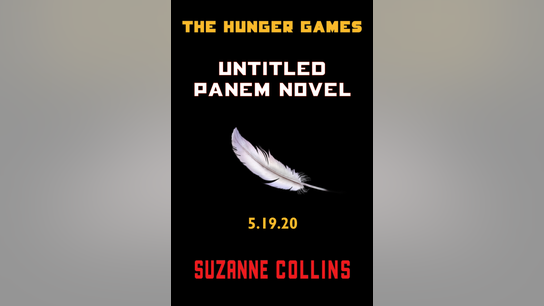 APNewsBreak: 'Hunger Games' prequel novel coming in 2020