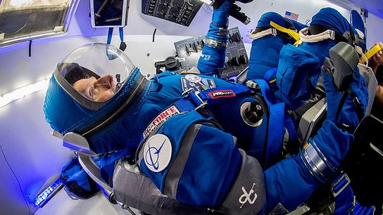 Boeing to launch astronauts to the Int'l Space Station in new capsule