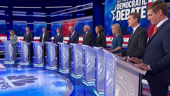 Democrats sound off on socialism during second night of debates