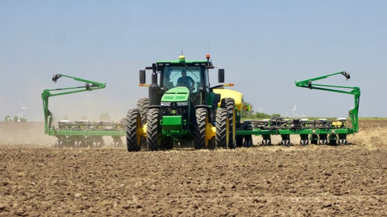Raining and pouring: Midwest farmers fret about wet spring