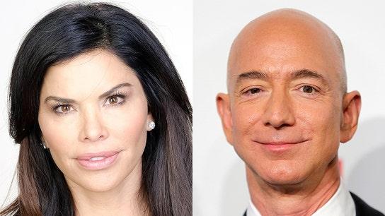 Jeff Bezos spotted with Lauren Sanchez in Florida, report says