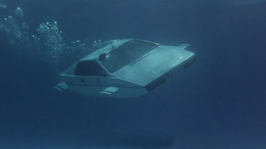 Elon Musk says Tesla has design for James Bond-style submarine car