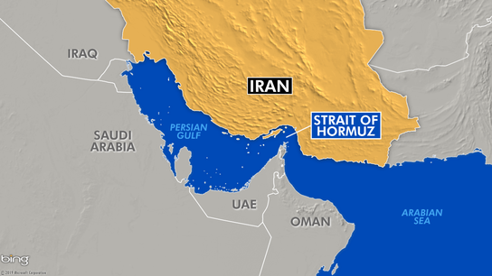 Iran's Strait of Hurmuz oil and gas juggernaut now in the cross hairs