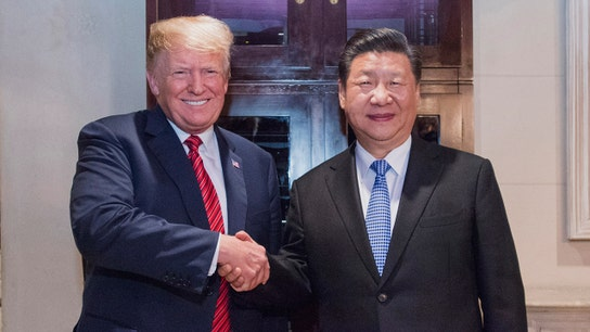 Trump, Chinese President Xi Jinping to meet at G-20 summit, president says