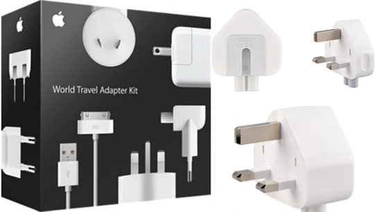 Apple recalling 3-prong wall plug adapters due to 'risk of electric shock'