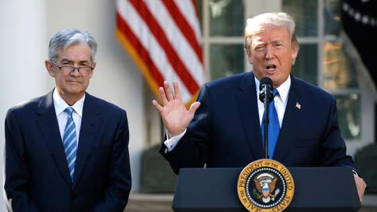 Trump and Fed Chair Powell spoke on phone in April amid interest rate tension