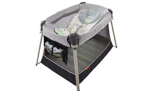 Fisher-Price issues recall for inclined sleeper accessory