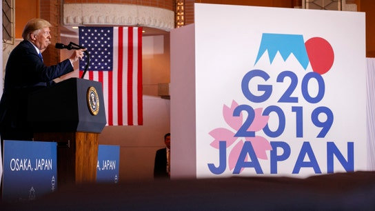 At G20 summit in Japan, these were the 5 biggest moments you missed