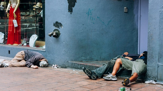 San Diego homelessness level drops on costly clean-up effort, mayor says