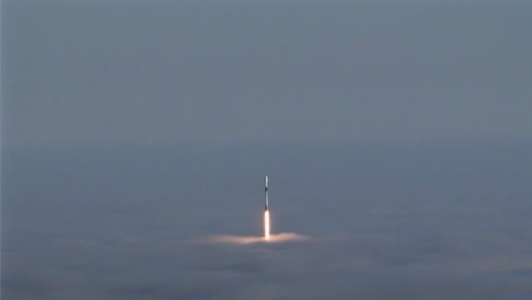Canadian Radarsat satellites launched aboard SpaceX rocket
