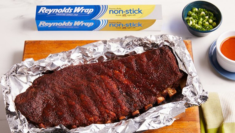Reynolds Wrap looking for someone to grill, eat barbecue ribs for $5,000 a week