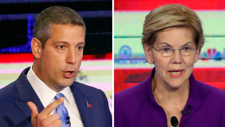 Tim Ryan slams GM for factory move to Mexico as Warren urges US take lead in green tech