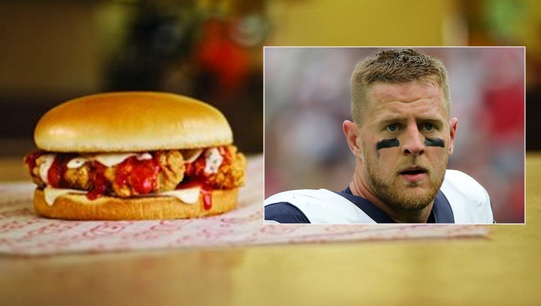 JJ Watt calls on fans to 'chip in and buy' Whataburger after Texas chain's majority stake is sold to Chicago firm