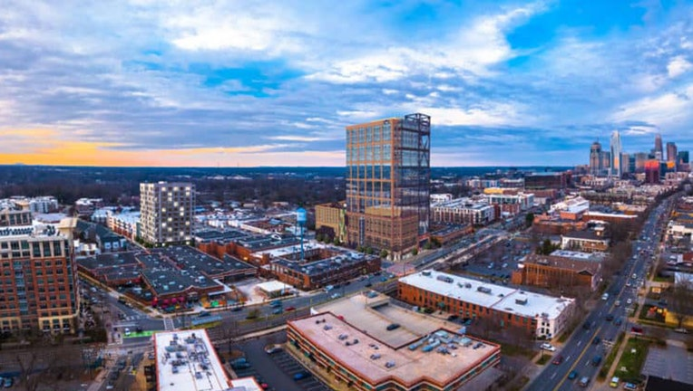 Lowe's chooses Charlotte, North Carolina, for its global technology center