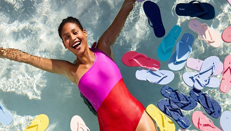 Old Navy's $1 flip flop sale returns with chance to win $24,000