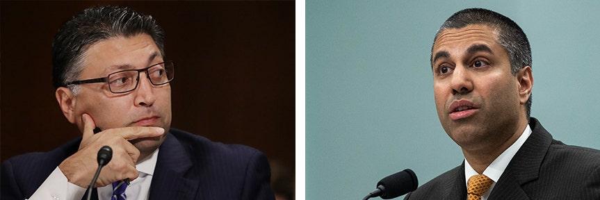 Makan Delrahim, Ajit Pai met Friday to discuss T-Mobile-Sprint deal as DOJ decision looms