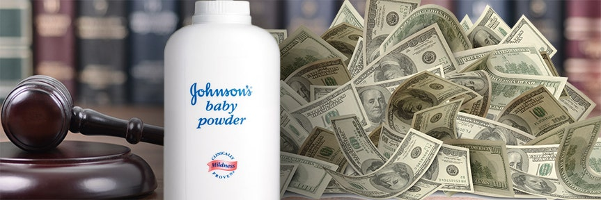 J&J, Colgate talc powder lawsuit: Firms ordered to pay nearly $10M