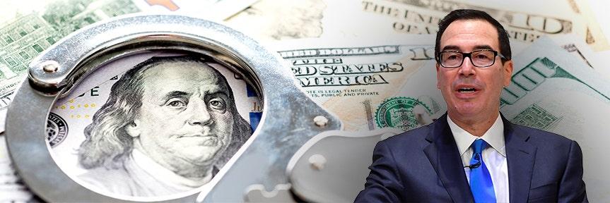 Mnuchin: Iran must address 'systemic money-laundering' or face international audits