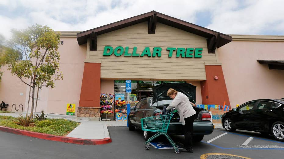 Dollar Tree gets FDA warning over 'potentially unsafe' drugs