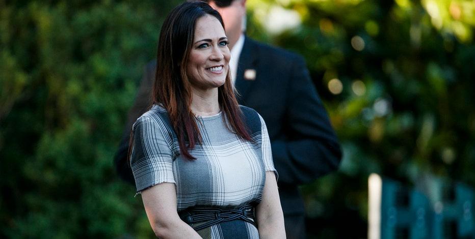 Stephanie Grisham's White House salary: What will she earn