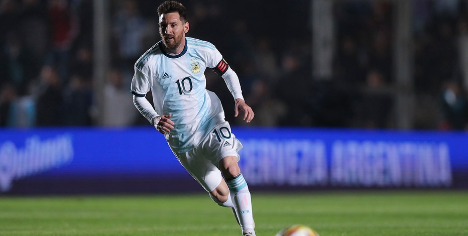 Messi named world highest paid athlete