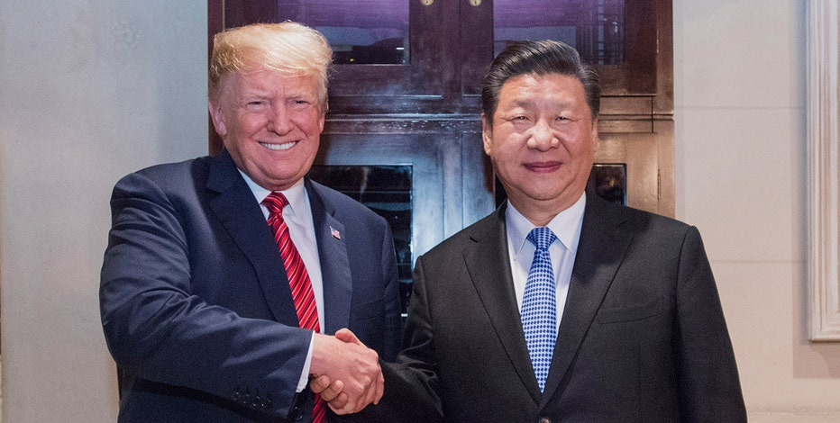 President Trump hints at 'personal meeting' with President Xi over protests, trade war