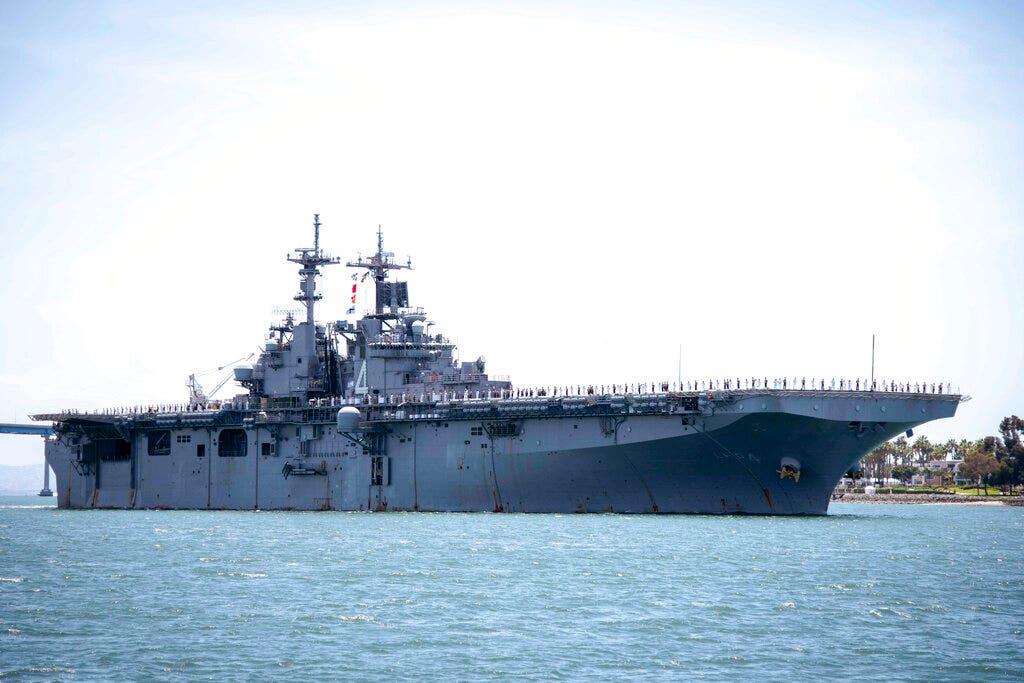 Iran seizes 2 vessels as Strait of Hormuz conflict escalates | Fox