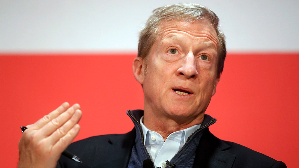 Billionaire Steyer agrees with Sanders: 'Unchecked capitalism has failed'