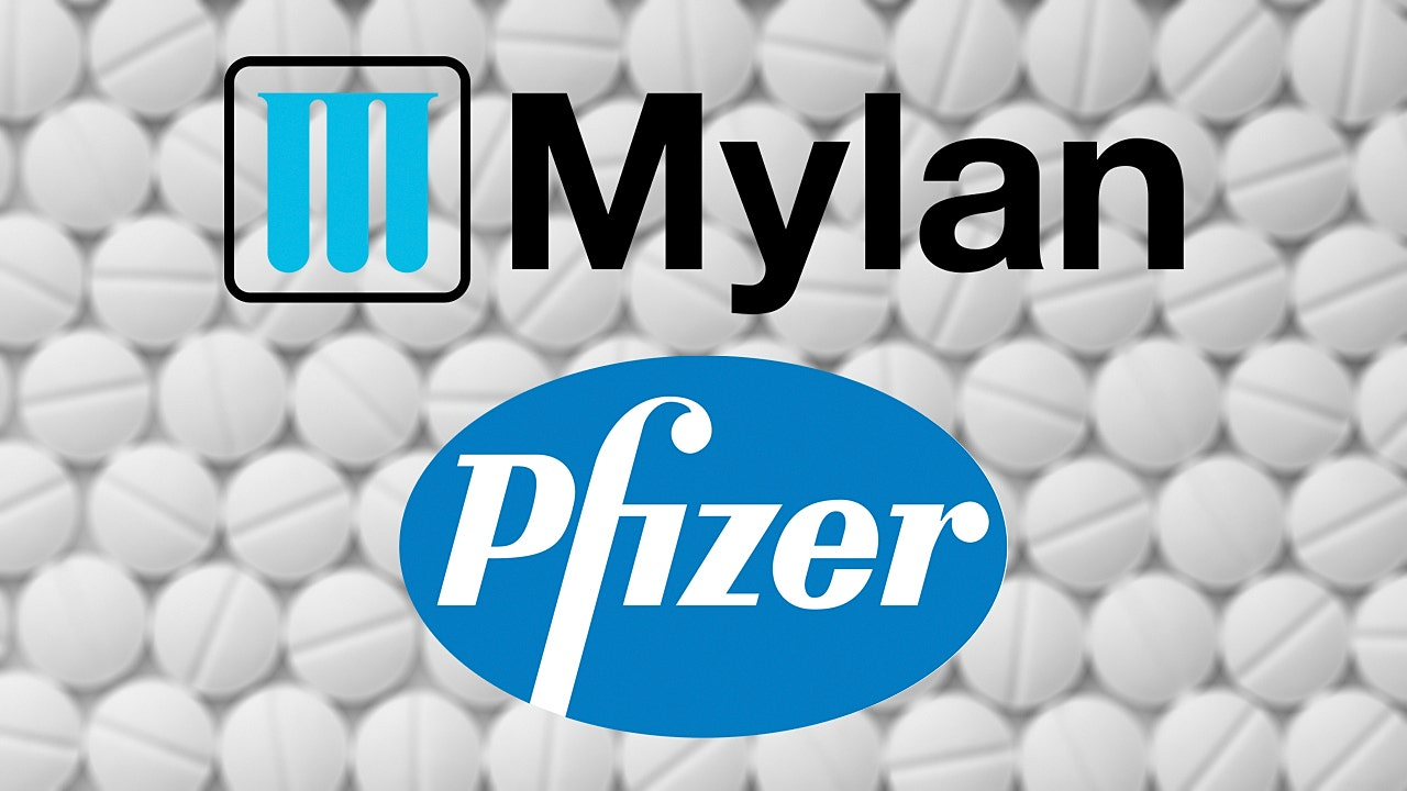 Pfizer to merge off-patent drug business With Mylan | Fox